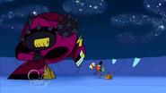 "S1e2a Hater robot ""I don't want a sandwich!"""