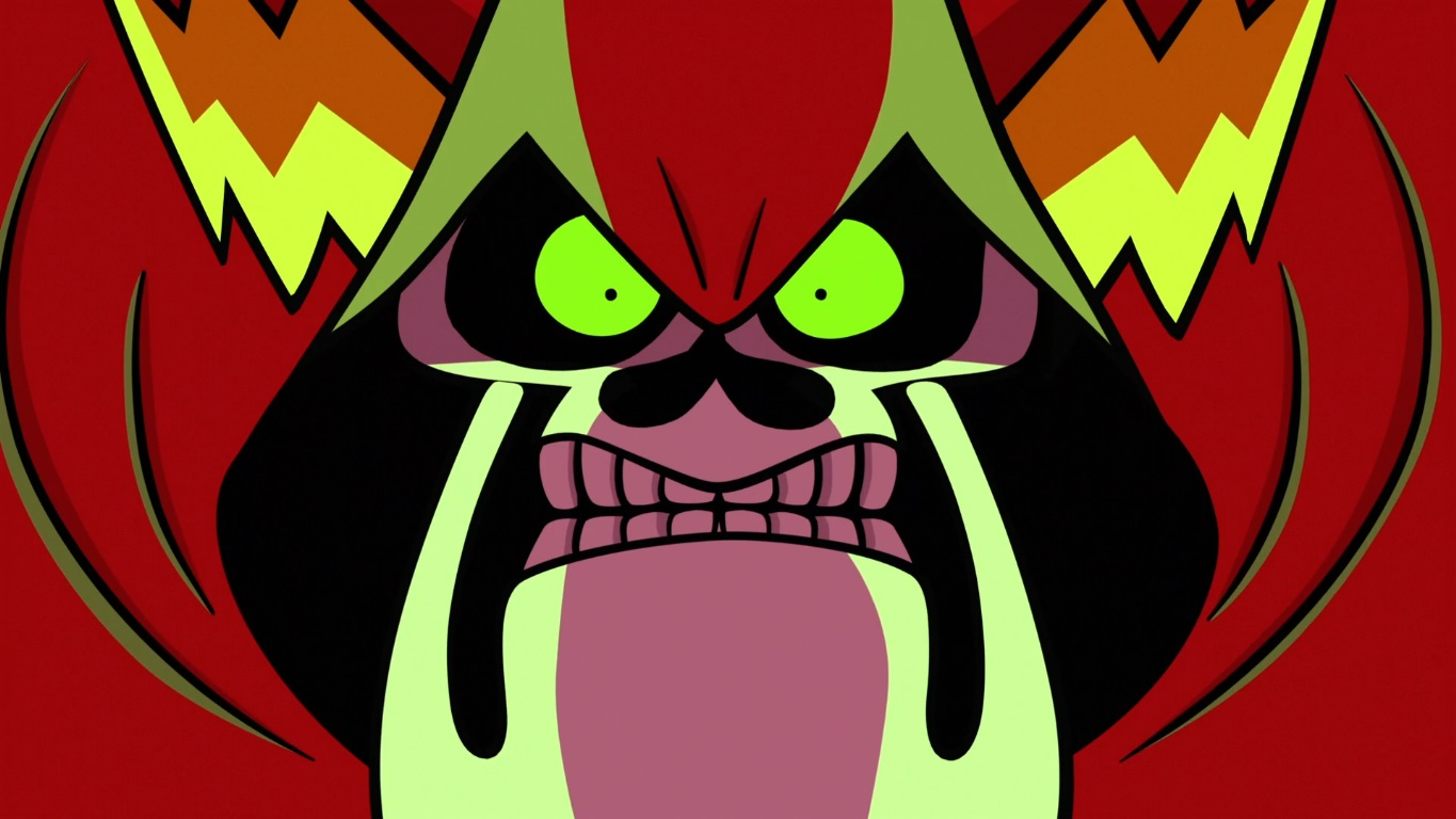 Image - S1e3b Lord Hater zoom 4.jpg | Wander Over Yonder ...
