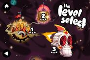 Galactic Rescue Level Select