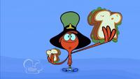 "S1e2a Wander ""Mustard or mayo?"""