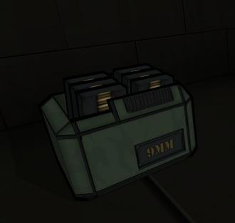 Box of bullets
