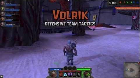 Team Tactics Playing Volrik