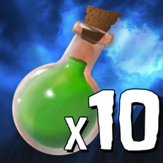 HealthPotion10
