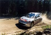 Marcus Gronholm-2002 Rally Finland