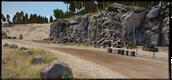Sandstone raceway