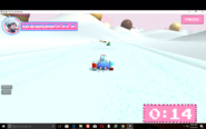Adorabeezle racing