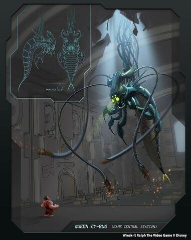 File:WIR Video Game CyBug Queen-477x600.jpg
