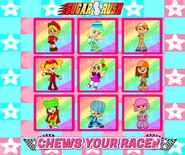 Chewsing your racer