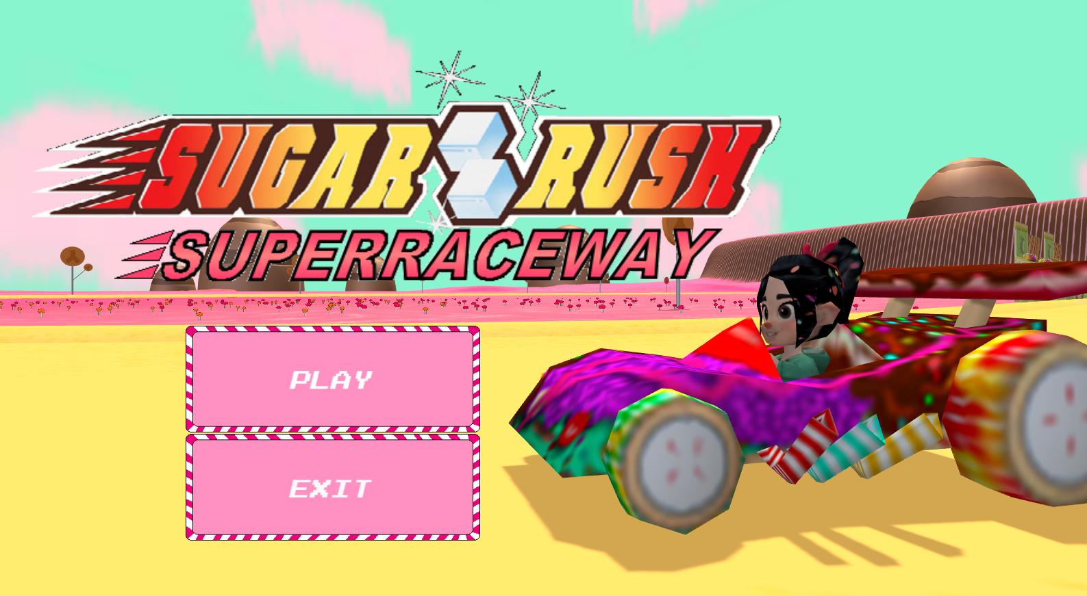 wreck it ralph sugar rush speedway apk