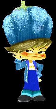 Blue gloyd