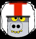 Turbo pig off