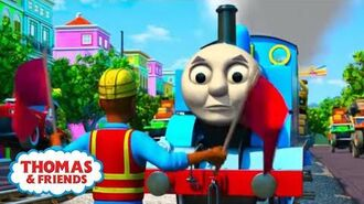 Free and Easy Karaoke Song Big World! Big Adventures! Thomas & Friends