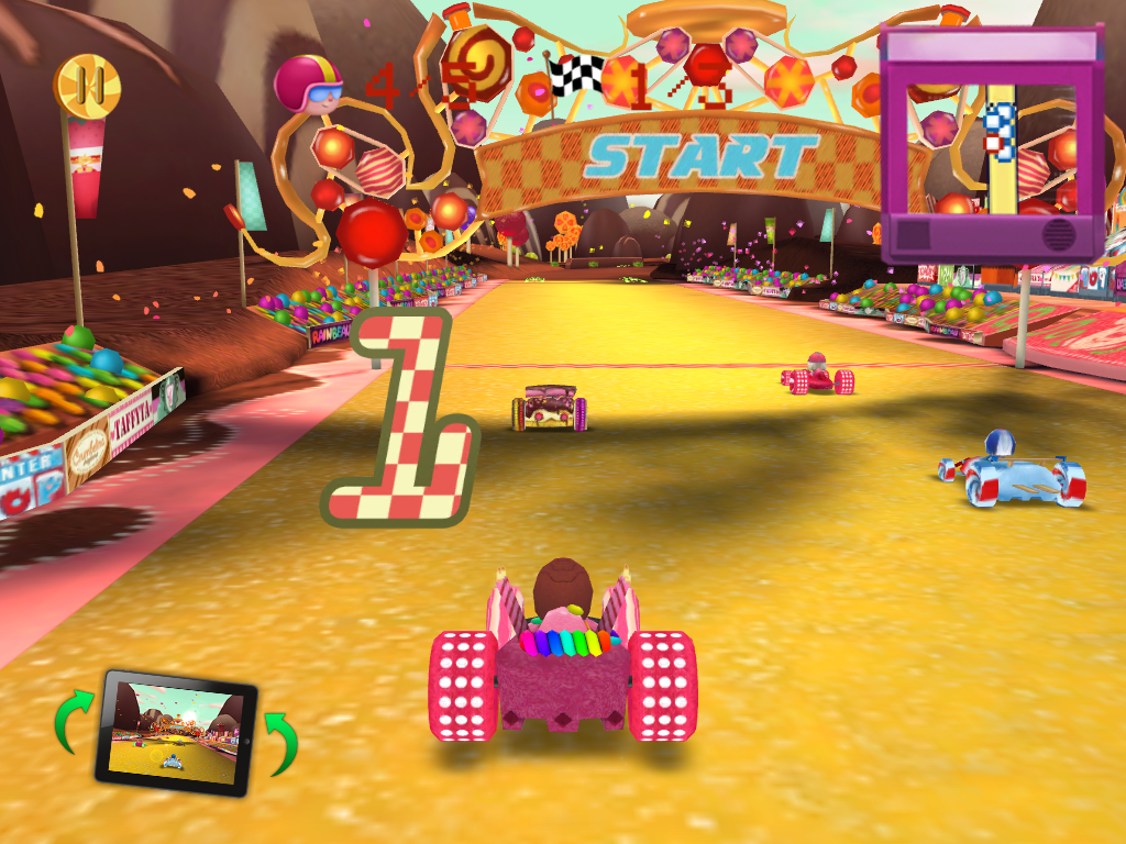 Sugar Rush Game Online