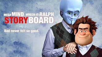 Storyboard Step Brothers Megamind and Ralph