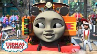 We're Friends Karaoke Song Big World! Big Adventures! Thomas & Friends-0