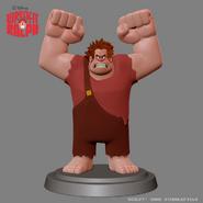 Ralph model