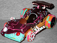Candy kart toy