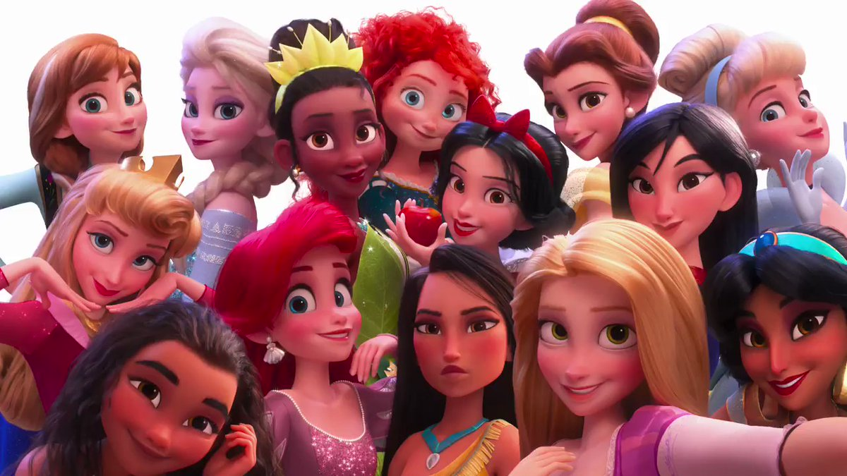 3624f191f02 Disney Princesses are netizens who reside at the Oh My Disney website