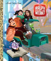 Ralph Breaks the Internet Little Golden Book