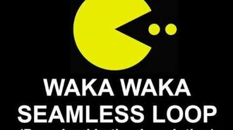 Pac-Man Waka Waka Seamless Loop