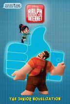 Ralph Breaks the Internet- The Junior Novelization