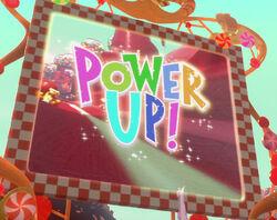 Power-UpScreenboard
