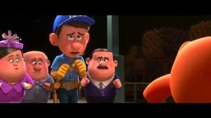 "Wreck-It Ralph ""Ralph's Gone Turbo"" Clip"