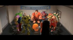 "Wreck-It Ralph ""Bad Guy Second Thoughts"" Clip"