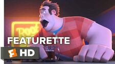 Ralph Breaks the Internet Exclusive Featurette - Into the Internet (2018) Movieclips Coming Soon