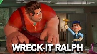 Wreck-It Ralph's Awesome New Trailer