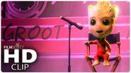 WRECK IT RALPH 2 Baby Groot Scene (2018)