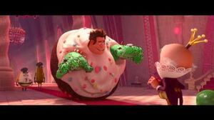 "Wreck-It Ralph ""Interrogation"" Clip"