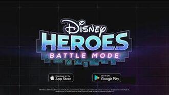 Disney Heroes Battle Mode Full Trailer