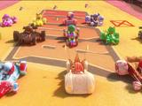 Random Roster Race