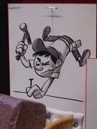 New Wreck-It Ralph Concept Art - Felix 2