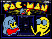 Pac-Man cabinet