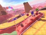 Sugar Rush Speedway (Leap Motion App)