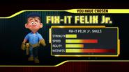 Fix-It Felix Stats