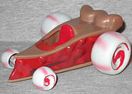 Cherriot toy