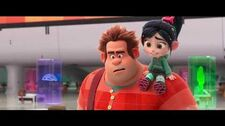 RALPH BREAKS THE INTERNET Wreck-it Ralph 2 Final Trailer 2018 Official Disney UK