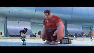 Ralph 2.0 Extrait VF S'enrichir en jouant à des jeux videos Disney BE