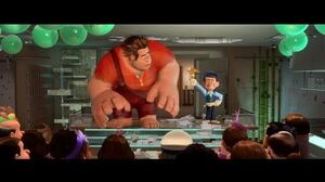 Wreck-It Ralph Trailer
