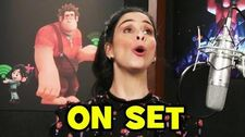 WRECK-IT RALPH 2 Voice Recording - Behind The Scenes Movie B-Roll & Bloopers