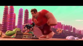 """Wreck-It Ralph """"Ralph's Medal"""" Clip"""