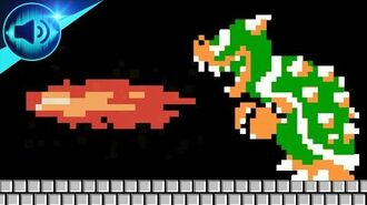 Super Mario Bros Bowser Fire Sound Effect Free Ringtone Download
