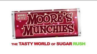 "Wreck-It Ralph ""Moore's Munchies"" Featurette"