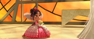 Vanellope at the Wedding