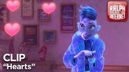 "Ralph Breaks the Internet ""Hearts"" Clip-0"