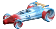 Ice rocket