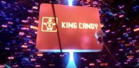 King candy code